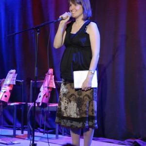 Konferencier Maria Bojlund