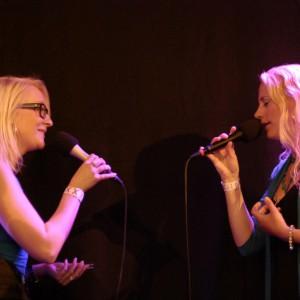 Anna Wikenius & Emma Björling