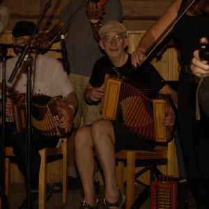 Brunskogs Spelmanslag (Sven Ljungberg i mitten)