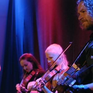 Fr.v. Olav Luksengård Mjelva, Brittany Haas, Lena Jonsson & Erik Rydvall