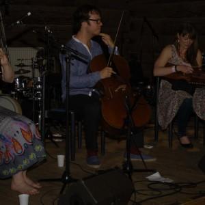 Absolut Trio, Anna Roussel, Jonas Bleckman, Emilia Amper