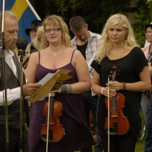 EG-stipendiet 2011, Alf Olsson, Hanna Kull, Anna Karlsson