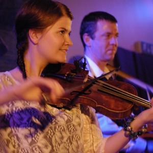 Ek Ahlberg Roswall.4, Emma Ahlberg och Niklas Roswall