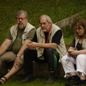 Hans Holmén, Ingemar Strid, Annie Johansson