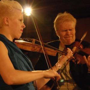 Jeanette Eriksson och Mats Berglund.1