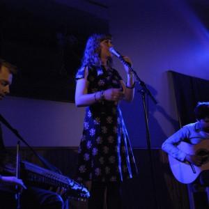 Lovisa Liljeberg Trio.3, David Eriksson, Lovisa Liljeberg och Daniel Ek