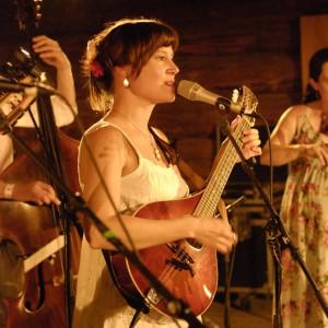 Mali Foxdal Band, Malin Foxdal