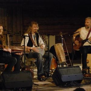 ODE 1, Emilia Amper, Dan Svensson, Olle Linder