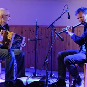 Ralsgård-Ljungberg.2, Sven Ljungberg och Andreas Ralsgård