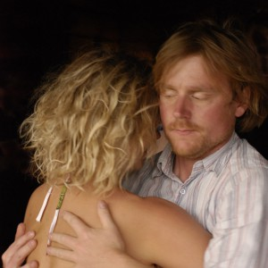 Danspar 3 (Fredrik Bengtsson t.h.)