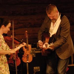 Emma Reid & Roger Tallroth