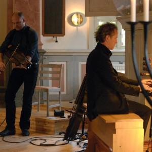 Kyrkokonsert Johan Hedin & Gunnar Idenstam