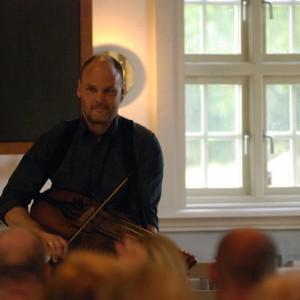 Kyrkokonsert Johan Hedin