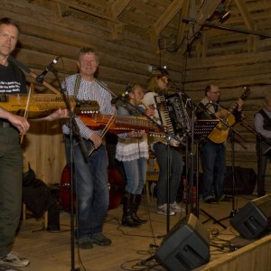 CD-gruppen 1, Thomas Lindberg, Håkan Hjerdt, Inger Johansson,Christina Lundqvist, Roine Olsson, Björn Steneros