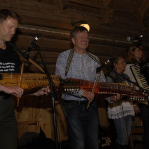 CD-gruppen 2, Thomas Lindberg, Håkan Hjerdt, Inger Johansson, Christina Lundqvist