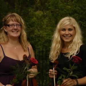 EG-stipendiet 2011.4, Hanna Kull, Anna Karlsson 2