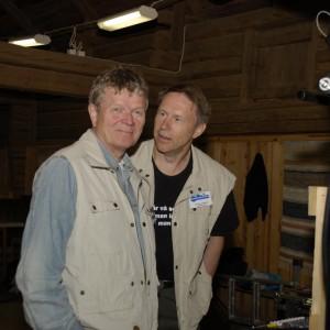 Funktionärer 1, Håkan Hjerdt och Thomas Lindberg
