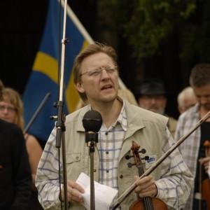 Konferencier Dan Olsson 2