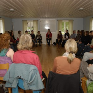 Kurs i Folklig vissång , Lovisa Liljeberg