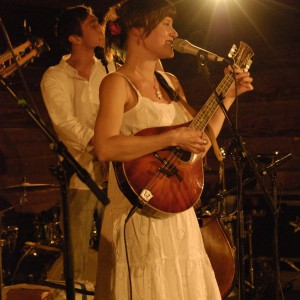 Mali Foxdal Band, Johan Lindbom, Malin Foxdal